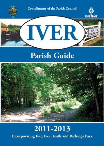 Iver 11-13 Edit:MAIN GUIDE TEMPLATE - Iver Parish Council