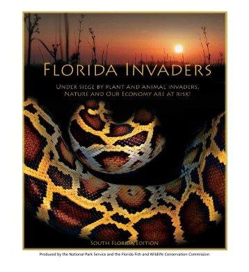 Florida Invaders - Florida Invasive Species Partnership