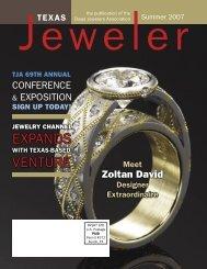 Texas Jewelers Summer 07.indd - Texas Jewelers Association