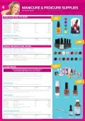 HAIR & BEAUTY SUPPLIES - Product Range - Page 4