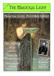 The Magickal Light - Magicka School