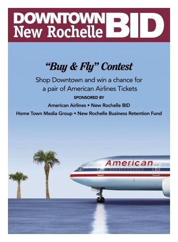 Buy & Fly - New Rochelle Downtown Business Improvement District