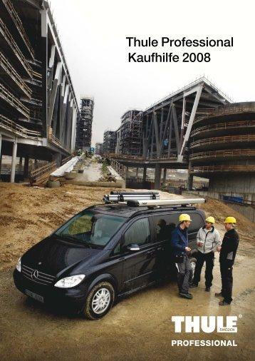 Kaufhilfe: Schwerlastträger - Technomag AG