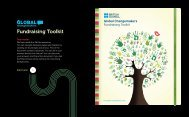 Fundraising Toolkit - Global Changemakers