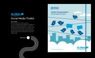 Social Media Toolkit - Global Changemakers