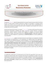 Changement et communication - association des diplomes iae ...