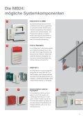 Einbruchmeldetechnik Spektrum der Sicherheit - minos ... - Seite 5