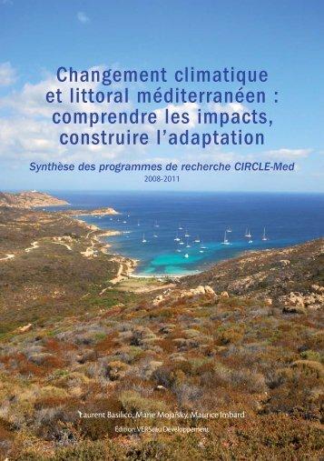 Changement climatique et littoral méditerranéen ... - circle-med