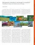 Biodiversité et changement climatique - Swiss Biodiversity Forum - Page 3