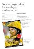 INEZ KARLSSON - Gallop Magazine - Page 3