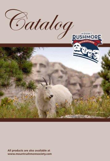 Catalog - Mount Rushmore Bookstore