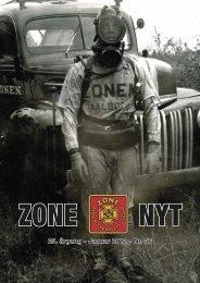 25. årgang - Januar 2012 - Nr. 56 - Zone-Redningskorpsets