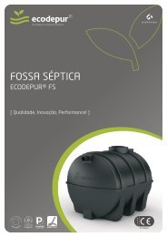 FOSSA SÉPTICA - Ecodepur