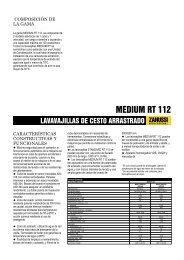 LAVAVAJILLAS DE CESTO ARRASTRADO - Electrolux