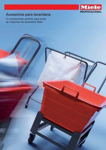 Acessórios para lavandaria - Milsul