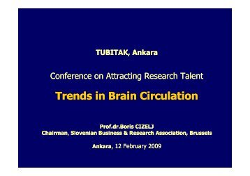 Brain Circulation - Ankara 12 February 2009 ... - Morebrain.net