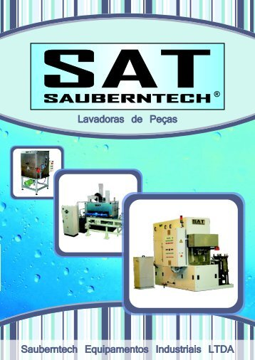 Catalogo SAT FOLDER WEB - SaubernTech Equipamentos Industriais