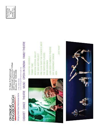 Read the 2012-2013 Performing Arts Brochure - Kingsborough ...