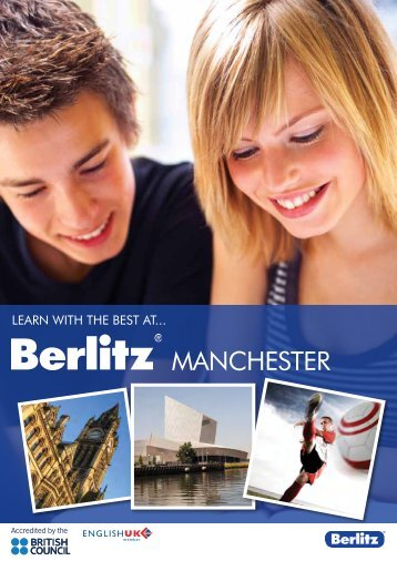 Download Brochure - Berlitz Manchester