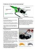 Polyfusion mit dem Handschweissspiegel - Thermotech - Seite 2