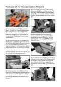 Polyfusion mit dem Handschweissspiegel - Thermotech - Seite 7