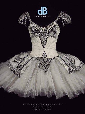 0 3 · R e v i s t a d e c o l e c c i ó n - Danza Ballet