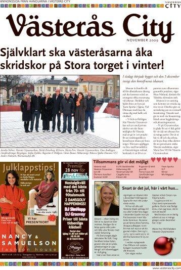 noveMBer 2009 - Västerås City