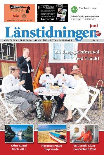 En dragspelsfestival med Trück! En ... - Länstidningen