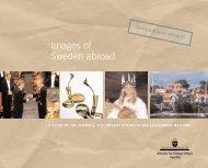 Images of Sweden abroad - Regeringen