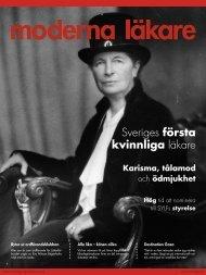 Moderna Läkare nr 5 2010 - Sveriges läkarförbund