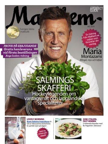 SalmingS Skafferi - MatHem