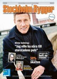 """Jag ville ha nära till storstadens puls"""" - Stockholm bygger"""