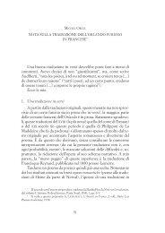 Nota sulla traduzione dell - Provincia di Padova