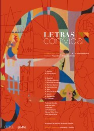 Revista Letras ComVida, Número 1 - 1º Semestre de 2010 - LusoSofia