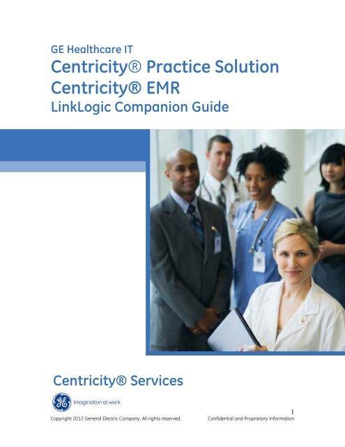 Centricity Practice Solution Centricity EMR GE