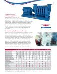 Multistage Centrifugal Blowers and Exhausters - Hoffman-Lamson - Page 7
