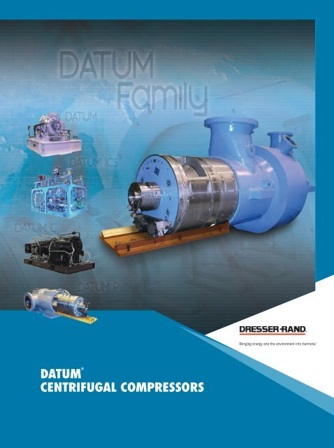 Datum Centrifugal Compressors 85188