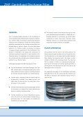 ZHF Centrifugal Discharge Filter System - Pall Corporation - Page 2