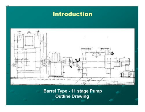Root Cause Analysis on a Multistage Centrifugal Pump ... - TurboLab