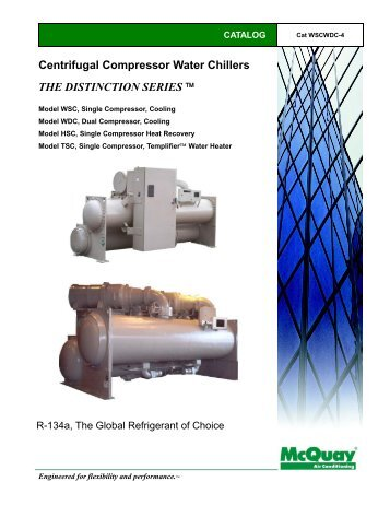 Microtech ii for centrifugal chillers operating manual mcquay centrifugal compressor water chillers mcquay international cheapraybanclubmaster Choice Image