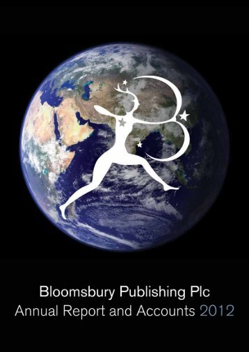 2012 Annual Report - Bloomsbury.com