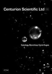 Centurion Scientific Ltd - bigblue.hr
