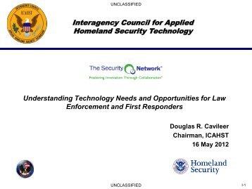 Douglas R. Cavileer - The Security Network