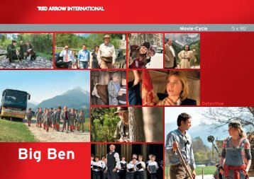 Big Ben - Red Arrow International