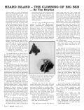 Climbing Big Ben - Tim Bowden's blog - Page 2