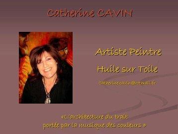 Catherine CAVIN