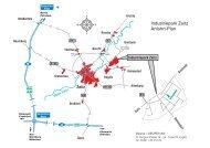 Industriepark Zeitz Anfahrt-Plan - deurex ag