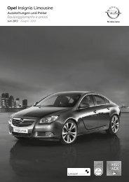 Opel PLUS++++ - Garage Matter AG