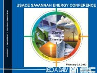 USACE SAVANNAH ENERGY CONFERENCE - Savannah Post