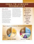 Coal-to-Liquids Technology - DOE - Fossil Energy - U.S. Department ... - Page 2